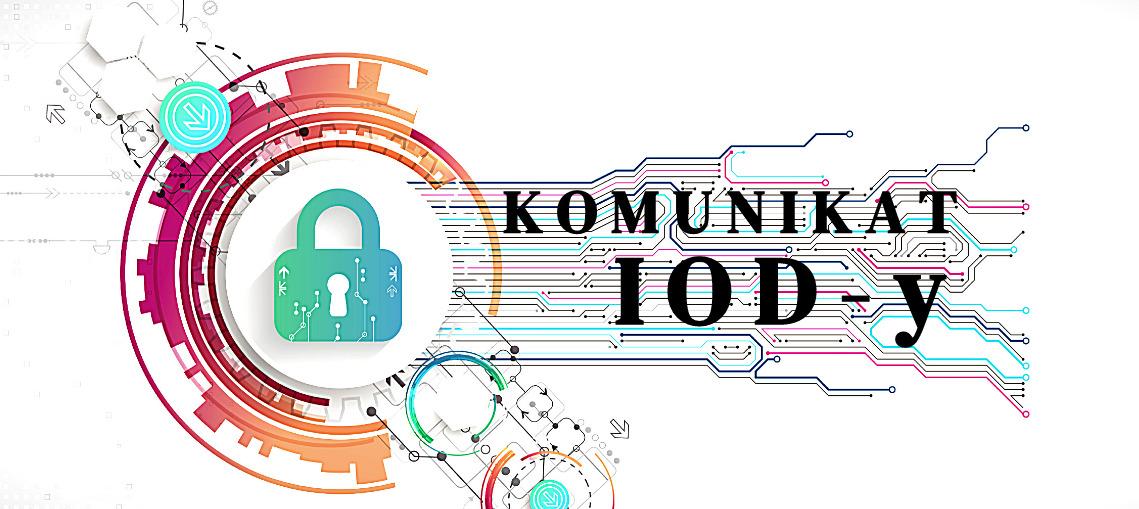Komunikat IOD