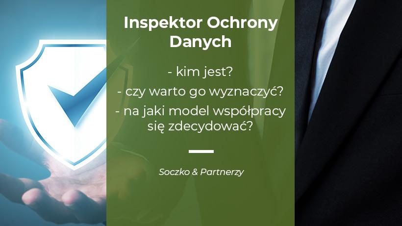inspektor ochrony danych - kim jest?