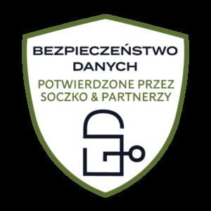 bezpieczeństwo danych certyfikat